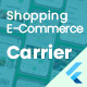 Carrier For E-Commerce Flutter App - CodeCanyon Item for Sale