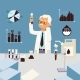 Oil Test in Special Laboratory - GraphicRiver Item for Sale