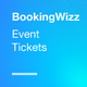 BookingWizz Event Tickets - CodeCanyon Item for Sale