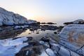 sunrise in Aliki. Thassos island, Greece - PhotoDune Item for Sale