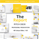 The Report Powerpoint Presentation Template - GraphicRiver Item for Sale