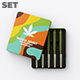 5 psd. Weed Joint Packaging Mockup - GraphicRiver Item for Sale