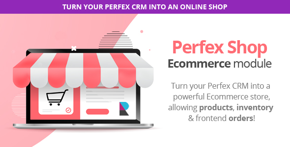 Perfex Shop - Ecommerce module (products/services) with Inventory Management and Point Of Sale Download