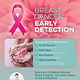 Breast Cancer Flyer - GraphicRiver Item for Sale