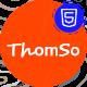 Thomso - Multipurpose Responsive HTML5 Template - ThemeForest Item for Sale