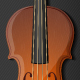 Background with Violin - GraphicRiver Item for Sale