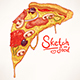Slice of Pizza - GraphicRiver Item for Sale