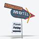 Motel Sign PBR - 3DOcean Item for Sale