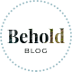 Behold - Personal Blog WordPress Theme - ThemeForest Item for Sale