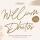 William Dhatos - Stylish Handwritten - GraphicRiver Item for Sale