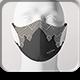 Face Mask Mock-up 3 - GraphicRiver Item for Sale