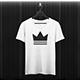 Men V-neck T-shirt Mock-Up - GraphicRiver Item for Sale