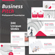 Business Pitch Powerpoint Bundle - GraphicRiver Item for Sale
