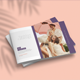 Fashion Lookbook Catalog - GraphicRiver Item for Sale