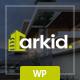 Arkid - Architecture and Interior Design WordPress Theme - ThemeForest Item for Sale