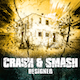 Metal Crash Designed 001