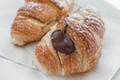 Two croissants - PhotoDune Item for Sale