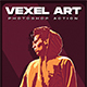 Vexel Art Photoshop Action - GraphicRiver Item for Sale