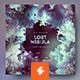 Lost Nebula – Music Album Cover Artwork Template - GraphicRiver Item for Sale