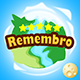 Remembro - HTML5/mobile game. Construct 3. Education game - CodeCanyon Item for Sale