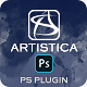 Artistica Photoshop Plugin For Watercolor Effects Animation - GraphicRiver Item for Sale