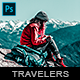 Travelers - Photoshop Actions - GraphicRiver Item for Sale