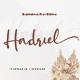 Hadriel - GraphicRiver Item for Sale