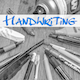 Handwriting WaterClolour Canvas 017