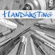 Handwriting WaterClolour Canvas 019