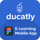Educatly | Online Education And Learning Mobile App Figma Template - ThemeForest Item for Sale