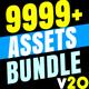 CINEPUNCH (BUNDLE) - Transitions  I  Color LUTs  I  SFX  - 18 PACKS - 9999+ Assets - VideoHive Item for Sale