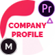 Company Profile for Premiere Pro