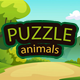Animals Puzzle - HTML5 Game (capx) - CodeCanyon Item for Sale