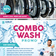 Laundry Flyer - GraphicRiver Item for Sale