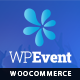 WPEvent – WooCommerce Event Ticket & Calendar - CodeCanyon Item for Sale