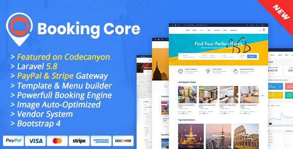 Booking Core - Ultimate Booking System