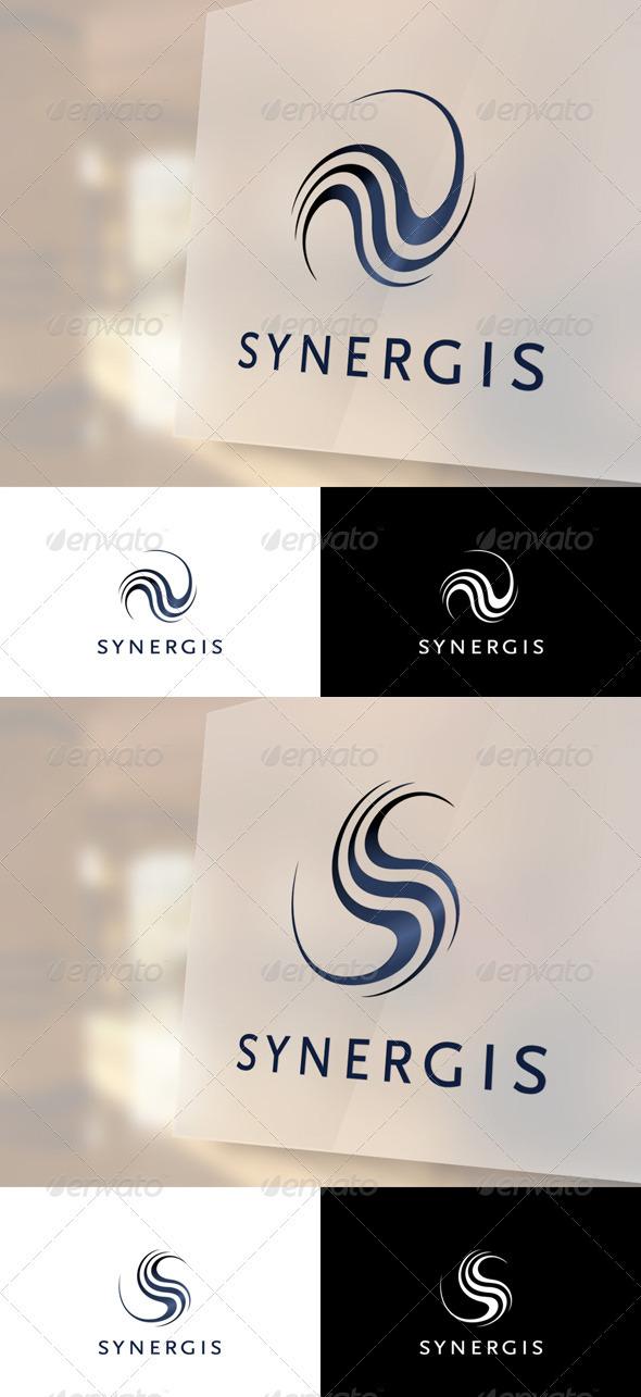 Synergis Logo Template