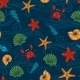 Seashell Seamless Pattern. Design for Holiday Kids - GraphicRiver Item for Sale