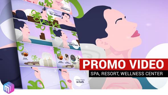 SPA, Resort, Wellness center   Promo video