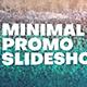 Minimal Promo Slideshow 3 in 1 - VideoHive Item for Sale