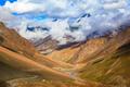 Road to the mountain, Leh, Ladakh, India - PhotoDune Item for Sale