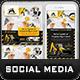 Construction Social Media Banner Pack - GraphicRiver Item for Sale