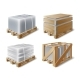 Set of Images of Cargo on Wooden Pallet - GraphicRiver Item for Sale