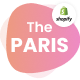 The Paris - Multipurpose Shopify Theme - ThemeForest Item for Sale