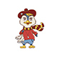 Character Penguin with Skates - GraphicRiver Item for Sale