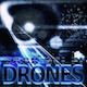 Dark SciFi Drone Mixed 066