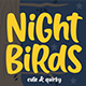 Night Birds - GraphicRiver Item for Sale