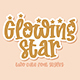 Glowing Star - GraphicRiver Item for Sale