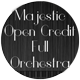 Majestic Open Credit Full Orchestra