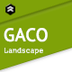 Gaco - Landscape & Gardening Elementor Template Kit - ThemeForest Item for Sale